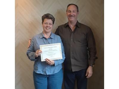 Life Coach Certification Graduate